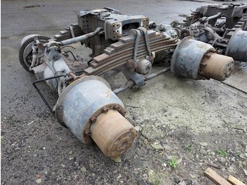 Axle Scania RBP835