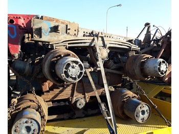VOLVO FH 12 FH16 FM - axle and parts