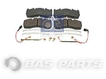 DT SPARE PARTS Disc brake pad kit 7421399915 - brake pads