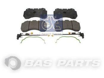 DT SPARE PARTS Set Brake pads 5001857615 - brake pads