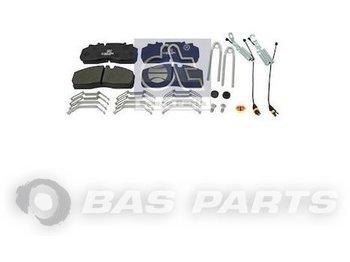 DT SPARE PARTS set remblok 1628064 - brake pads
