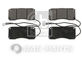 FEBI Disc brake pad kit 5000297198 - brake pads