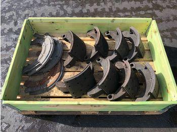 SCANIA R780 - brake pads