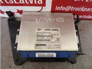 Brakes SCANIA R420 ABS control unit 1766306