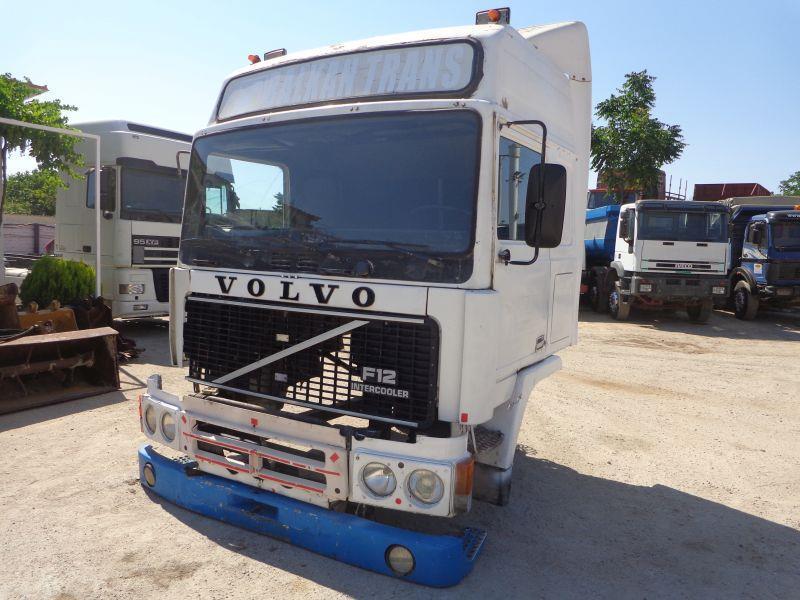 Volvo Volvo F12 Globetrotter Cabin Hyf 10 12 Cab For Sale