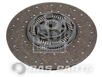 FEBI Clutch disc 7421076710 - clutch