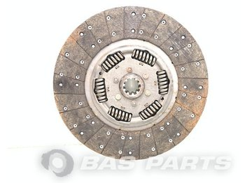 DAF Clutch disc 1703739 - clutch and parts