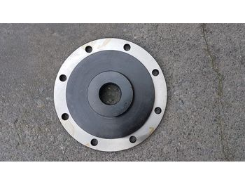 Flange Terex TR60 15252692  - clutch and parts