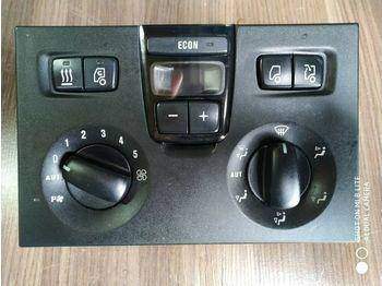 SCANIA HEATER CONTROLS WITH TWO KNOBS - لوحة القيادة