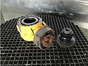 Differential gear Liebherr Differential