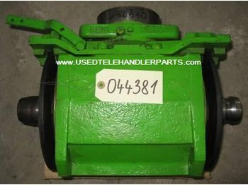 MERLO DIFFERENTIAL GEAR REAR AXLE FOR MULTIFARMER === DIFFERENTIAL HINT. ACHSE FUR MULTIFARMER Nr. 044381 /065359/ - differential gear
