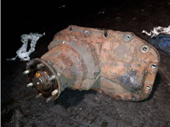 SETRA Mercedes - differential gear