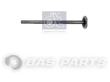 DT SPARE PARTS Driveshaft Rechts.H. Ev90 1673056 - drive shaft