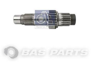 DT SPARE PARTS Main driveshaft 383758 - drive shaft