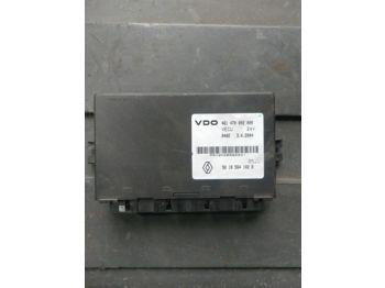 وحدة تحكم الكتروني RENAULT VDO VECU 0402