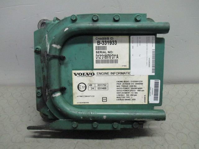 VOLVO V.I. FH12 II ecu for sale at Truck1, ID: 1492295