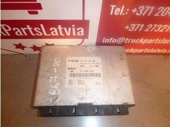 Electric accessories MAN TGA FFR CONTROL UNIT 461470001032/81258057032