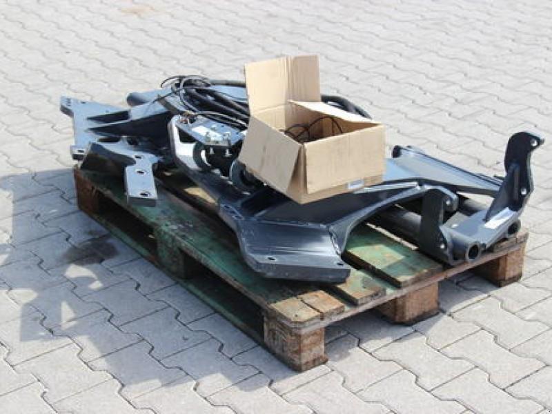 Electric accessories Stoll Konsolen zu Steyr Multi - Truck1 ID: 1720073