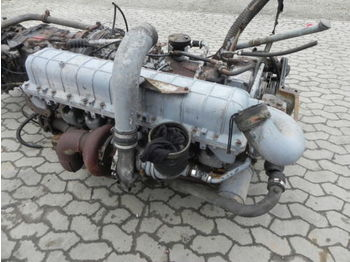 6 Zylinder MAN Motor 11334 cm³ 235 KW 320 PS Bj 83 D2566 MKUH (4-1-0) - engine