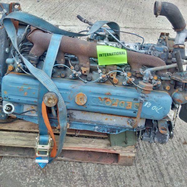 Engine Bedford 6 cylinder diesel 5 speed BEDFORD TK KM - Truck1 ID: 3083692