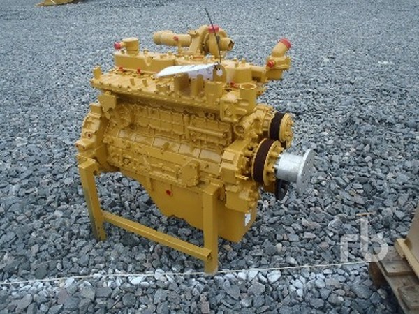 Caterpillar 3116 Engine From Netherlands For Sale At