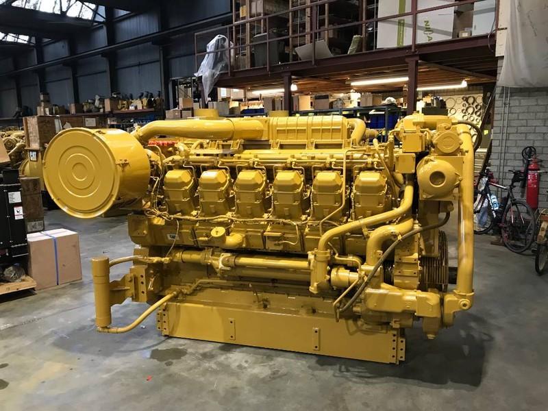 Caterpillar 3512B - Locomotive Engine 3ZW engine for sale at