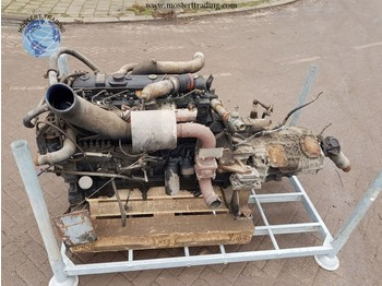 DAF NS 156 G - engine