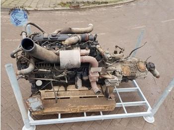 DAF NS 156 G - engine