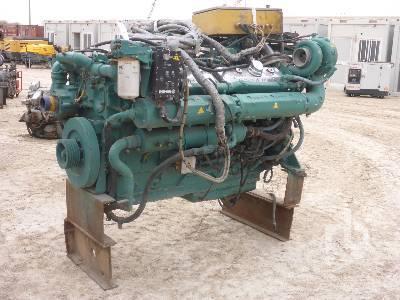 DETROIT 16V71 Marine engine for sale at Truck1, ID: 2310419