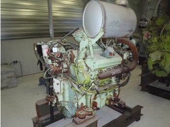 DETROIT DIESEL 6V71 (TEREX 72.51BA) - engine
