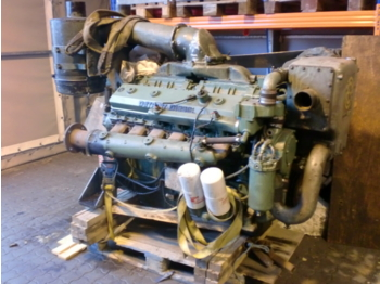 Detroit V 12 motor - engine
