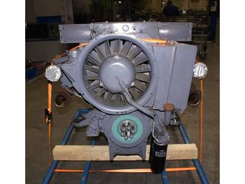 Deutz F8L513  - engine