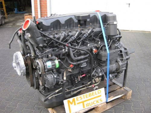 DAF Motor XF105 engine/ engine spare part for sale at Truck1