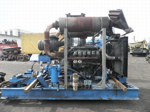 MAN D 2842 LE engine/ engine spare part for sale at Truck1, ID: 960785