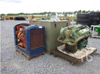 Quantity Of 2 Detroit Diesel - engine/ engine spare part