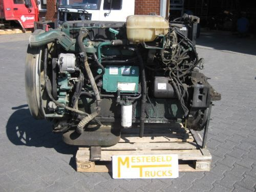 Volvo D12 A Engine   Engine Spare Part For Sale At Truck1
