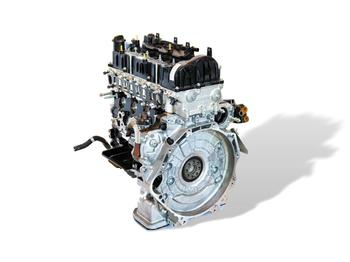 ISUZU RZ4E - engine