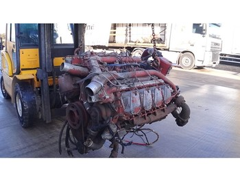 Iveco Magirus 340 (V8-engine with aircooling) - engine