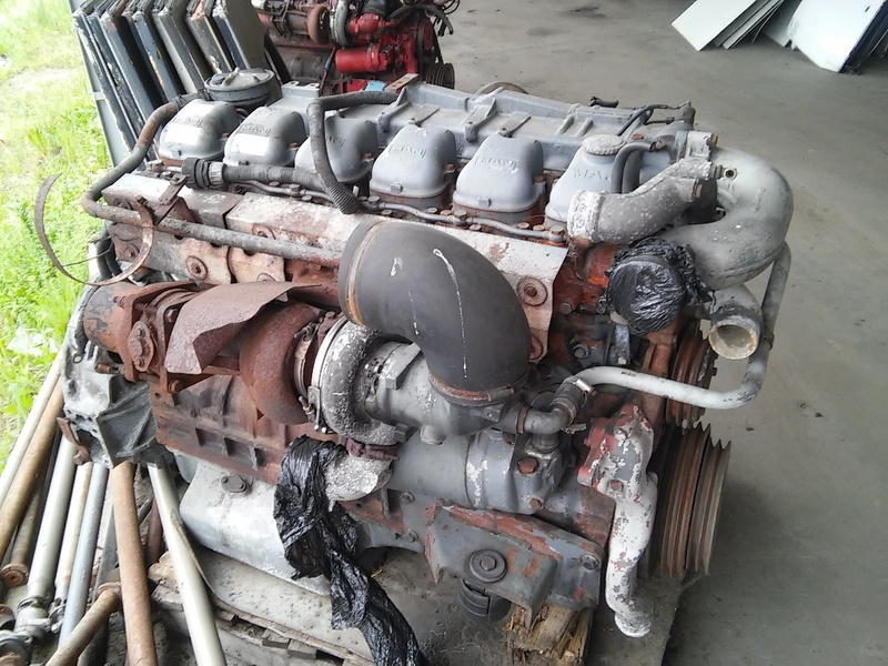 man d2866loh23 euro 2 engine for sale at truck1 id 2039116