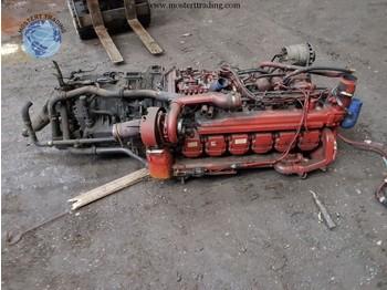 MAN D2866 LUH23 - engine
