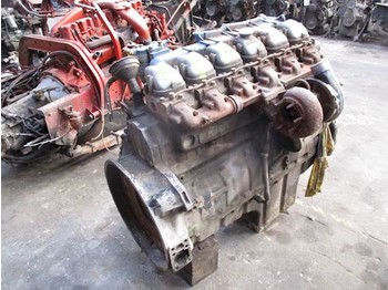 MAN D2866 TURBO - engine