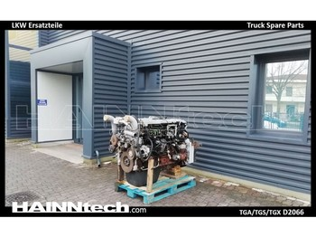 Engine MAN TGX TGS D2066 MOTOR EURO 5 EURO 6: picture 1