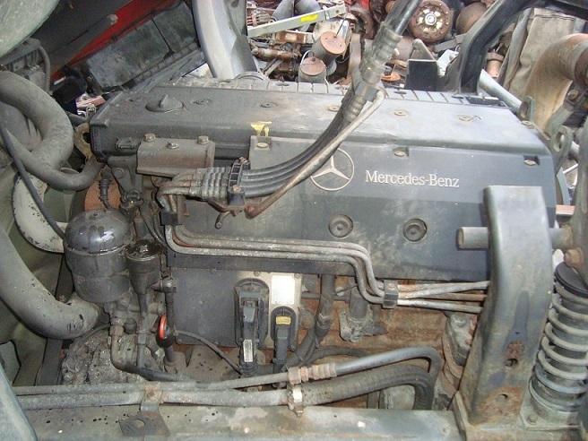 Mercedes benz om 906 atego 1523 1823 1828 engine for sale for Mercedes benz engines for sale