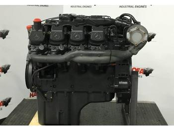 Mercedes-Benz OM 442  - engine
