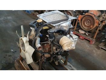 / NISSAN TERRANO II (R20) 2.7 TDi 4WD engine for commercial vehicle - engine