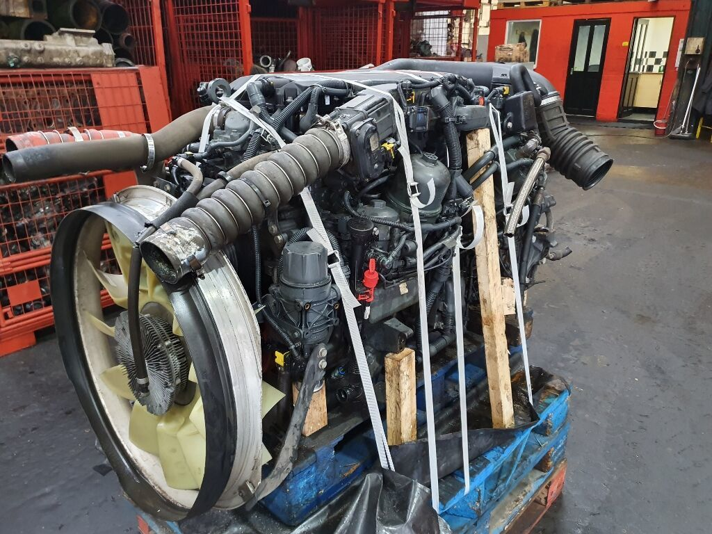 Renault Dti 8 Engine For Sale At Truck1 Id 4104726