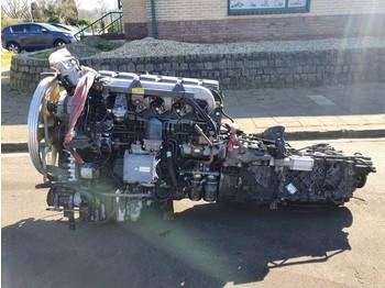 Renault Premium 420 DCI - engine