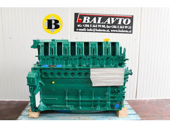 VOLVO D7E LONG BLOCK - engine