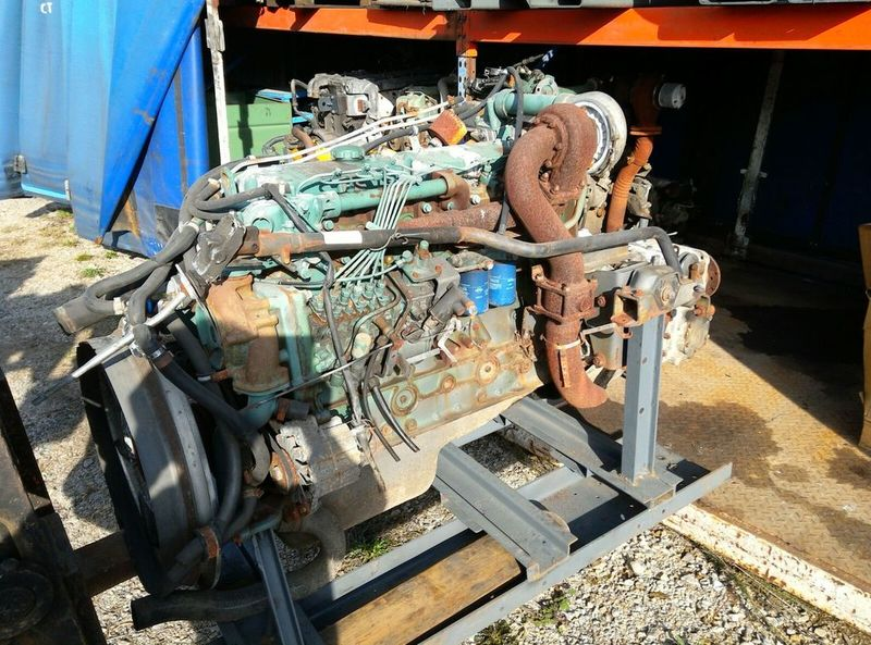 VOLVO TD61 GB 6 cylinder + Eaton manual VOLVO FL6 engine for sale at ...