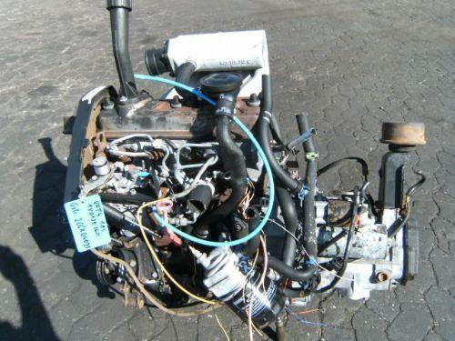 volkswagen motor 1y t4 engine from germany for sale at. Black Bedroom Furniture Sets. Home Design Ideas